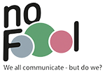 Home - No FoOol logo - no fool communication